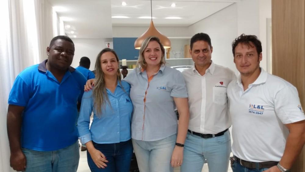 MD Predial realizou encontro de negócios com Corretores e representantes de imobiliárias.