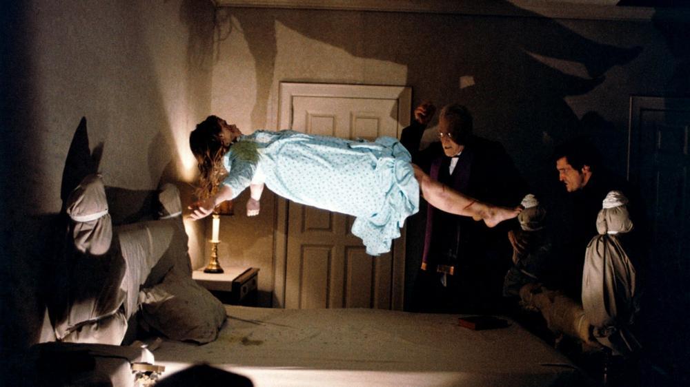 O Exorcista - Até hoje é considerado um dos maiores clássicos do terror.