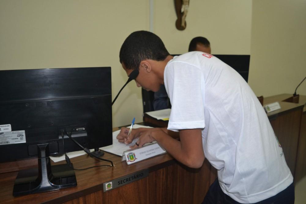 Vereadores Mirins elegem Mesa Diretora