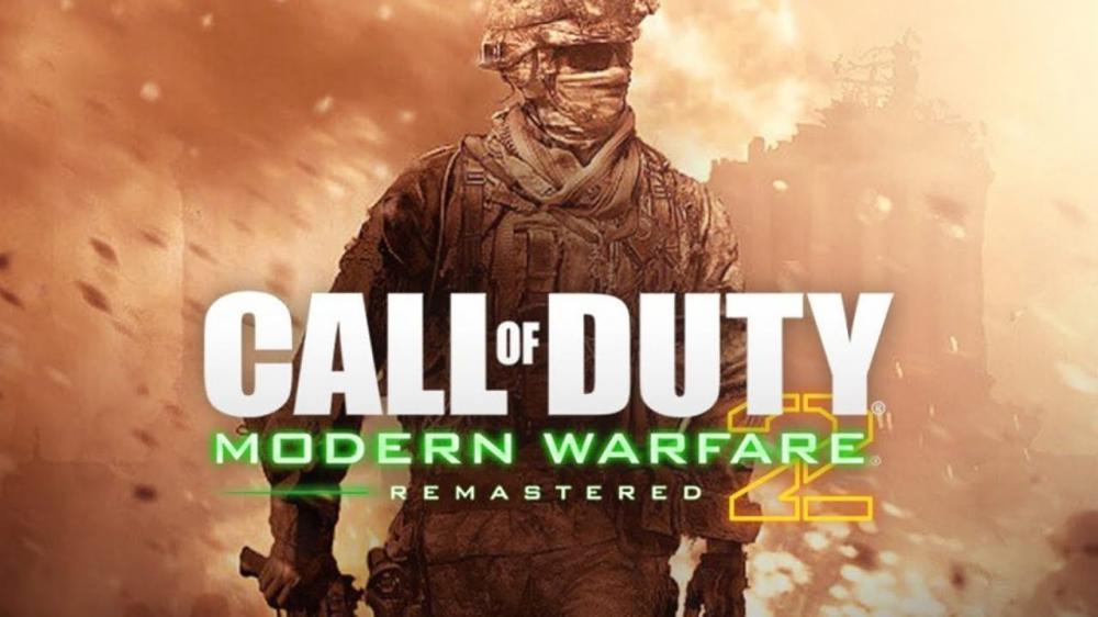 Call of Duty Modern Warfare 2 Remastered: clássico volta com belo visual