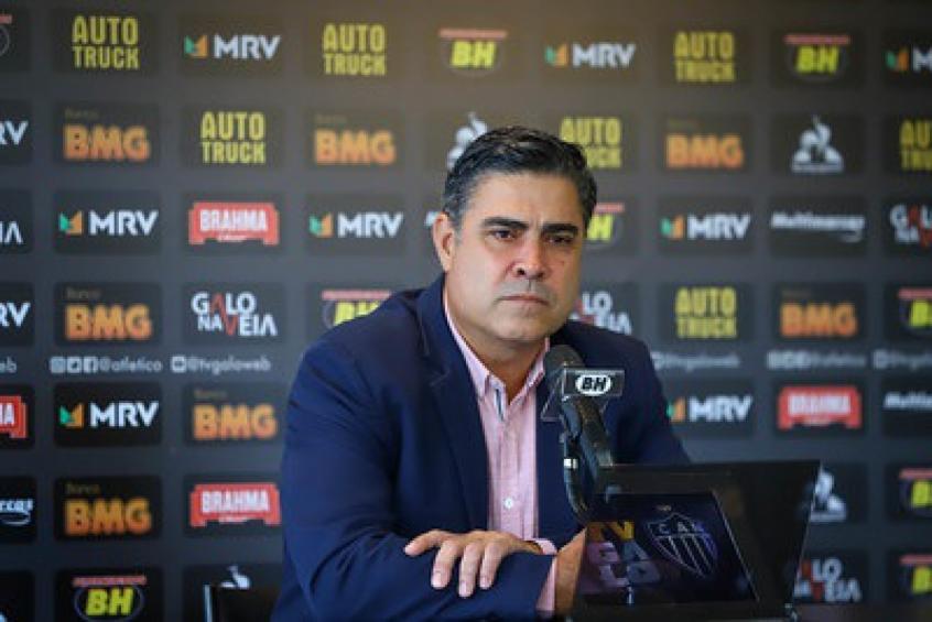 Atlético-MG paga dívida de R$ 13,4 milhões na Fifa