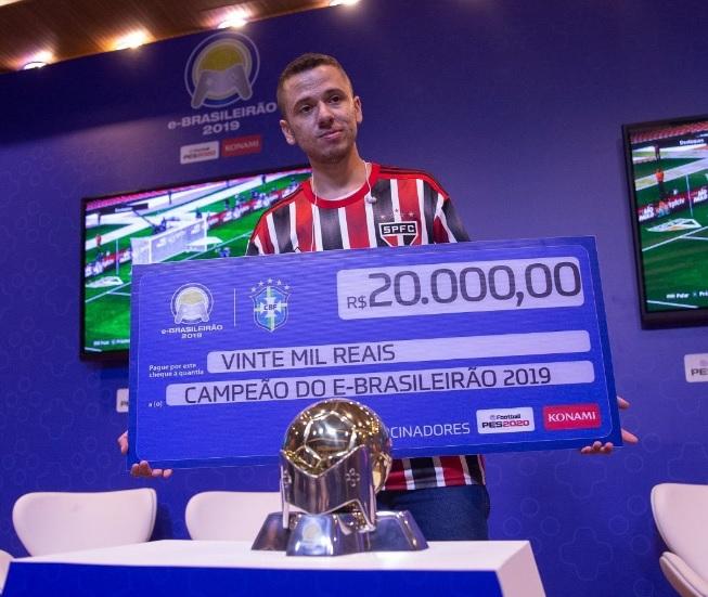 E-Brasileirão 2020 tem inscrições abertas e novo formato; campeão vai faturar R$ 20 mil