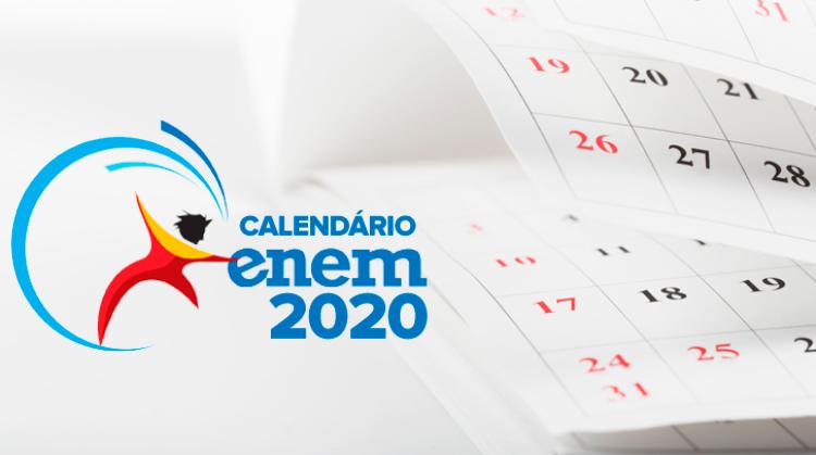 Inscrições para o Enem 2020 começaram hoje