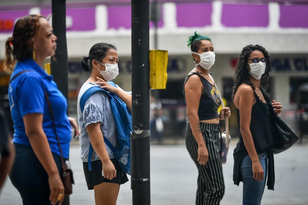 4ª pior taxa de isolamento social do Brasil é a de Minas Gerais