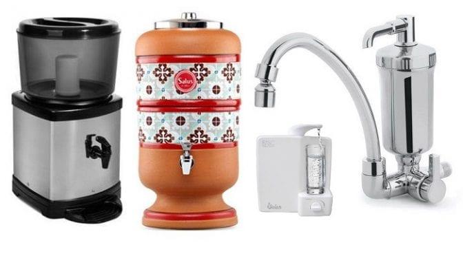 Qual é o melhor filtro de água?