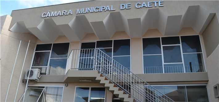 Foto: Acessoria de Imprensa da Câmara Municipal de Caeté