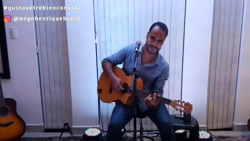 Gustavo Trebien Convida #9 - Nego Henrique