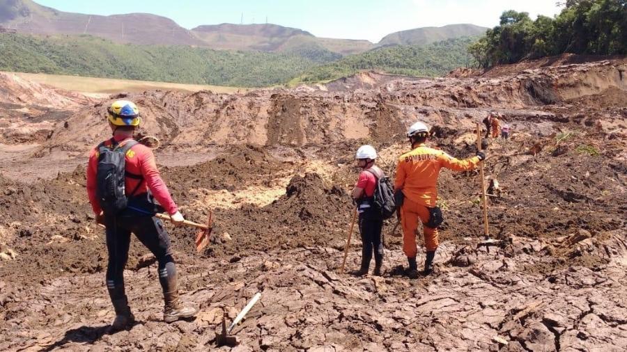 Foto: Corpo de Bombeiros de Minas Gerais/Divulgação
