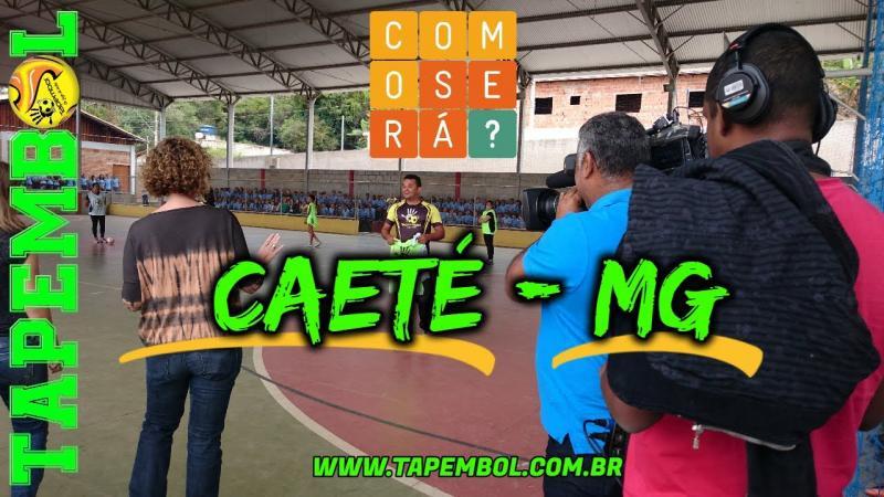 Tapembol - Rede Globo - Como Será?