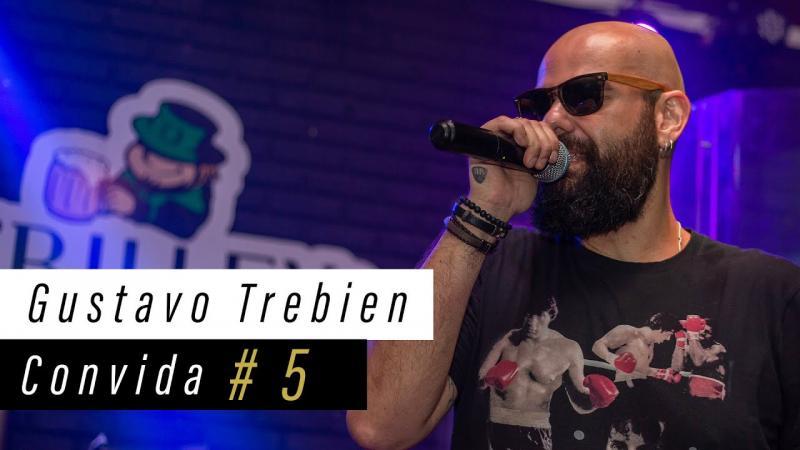 Gustavo Trebien Convida #5 - Bernardo Rosa